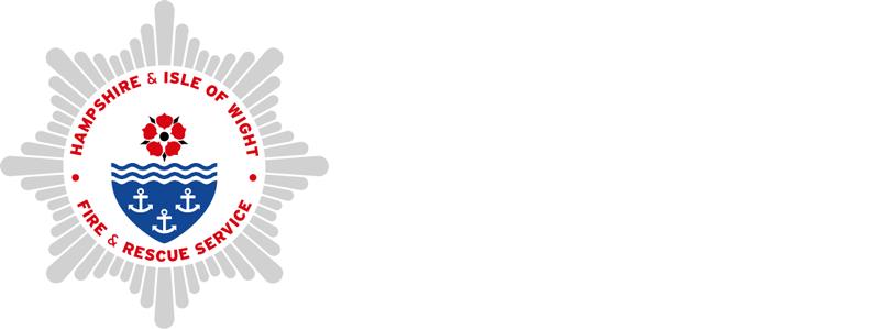 Hampshire & Isle of Wight Fire & Rescue Service logo