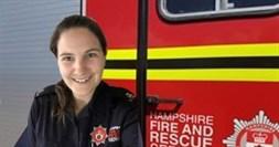 Chloe Fire engine