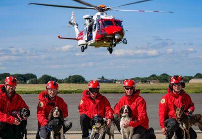 Hampshire Fire Rescue dogs 400 275 80 s c1 1x