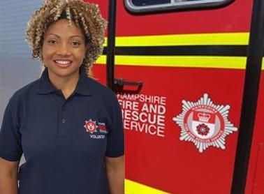 Volunteer Annie Fire engine