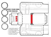 Make your own fire engine