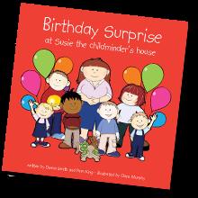 Susie Birthday Surprise