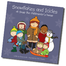 Susie Snowflakes and Icicles