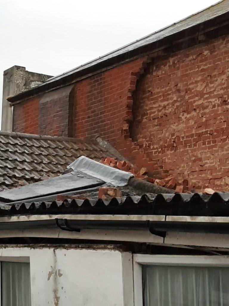 Fareham roof
