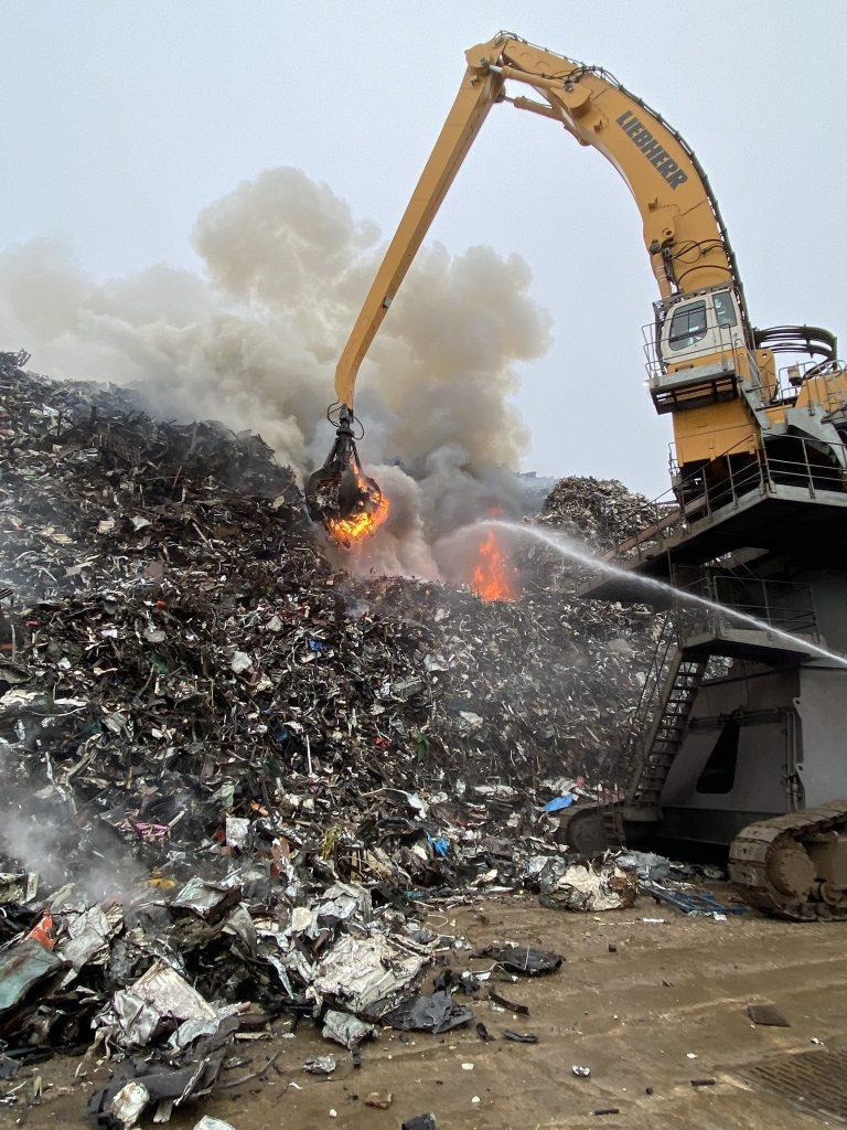 Redbridge scrap 2