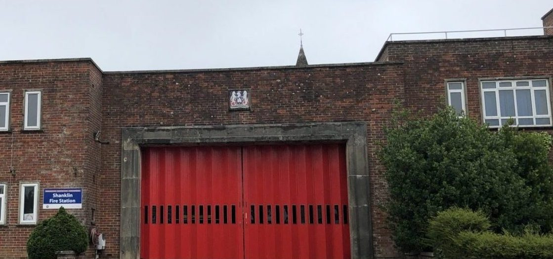 Shanklin Fire Station
