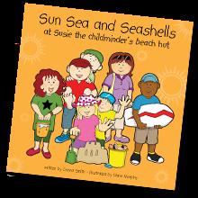 Susie Sun Sea and Seashells